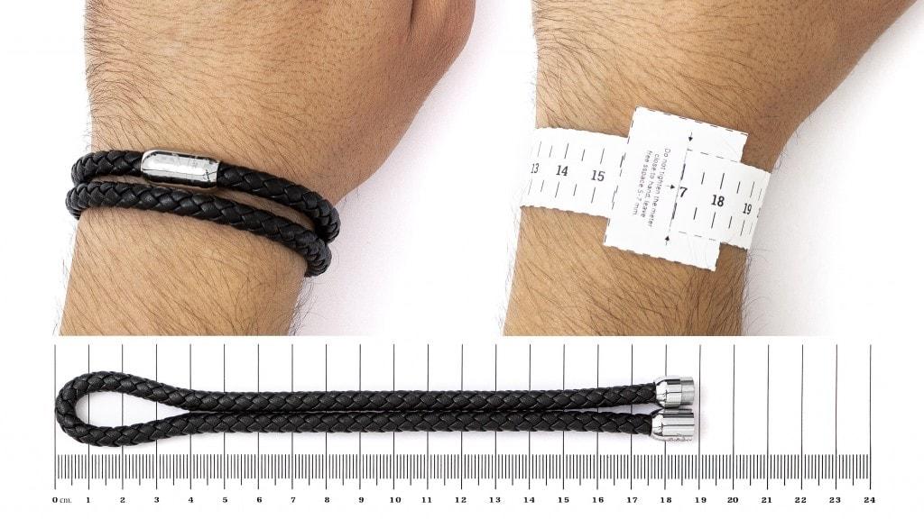 Как выбрать размер браслета